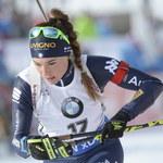 Dorothea Wierer wygrała bieg ze startu wspólnego w Canmore