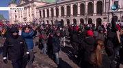 """""""Dość rasizmu i faszyzmu"""". Demonstracje w wielu miastach Polski"""