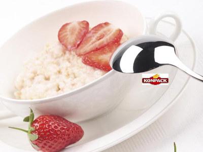 Doskonały pomysł na sycące śniadanie oraz lekkostrawną kolację  /materiały prasowe