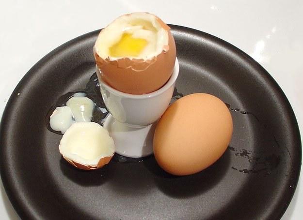 Doskonałym źródłem witaminy B są jajka