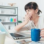 Doskwiera ci stres? Zacznij ziewać