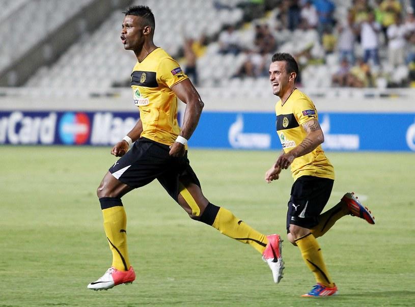 Dossa Junior (z lewej) /AFP
