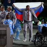 Dostał mieszkanie w Moskwie, bo wszedł z rosyjską flagą na stadion olimpijski