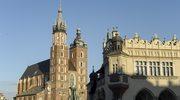 Dostawa towarów na krakowski Rynek nie samochodami, a rowerami?