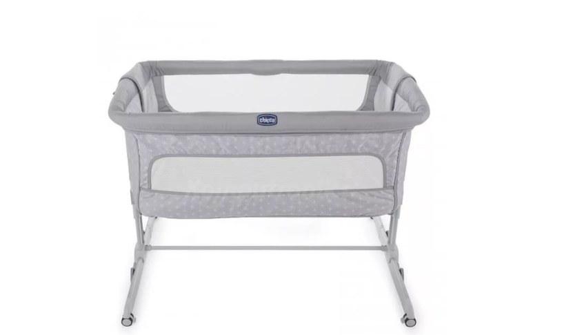 Dostawiane łóżeczko idealnie sprawdzi się dla niemowlaka /materiały promocyjne