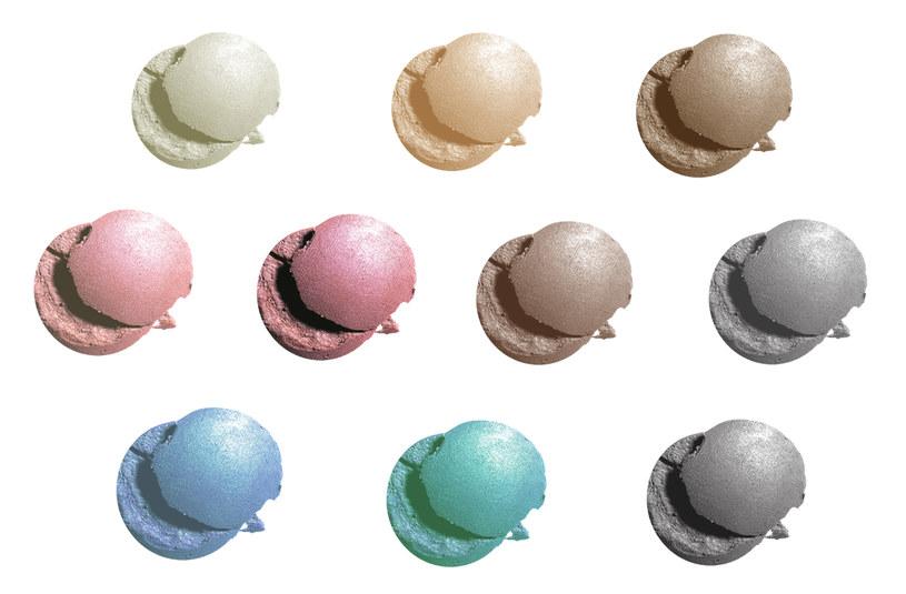 Dostępne kolory cieni Celia De Luxe My Only One /materiały prasowe