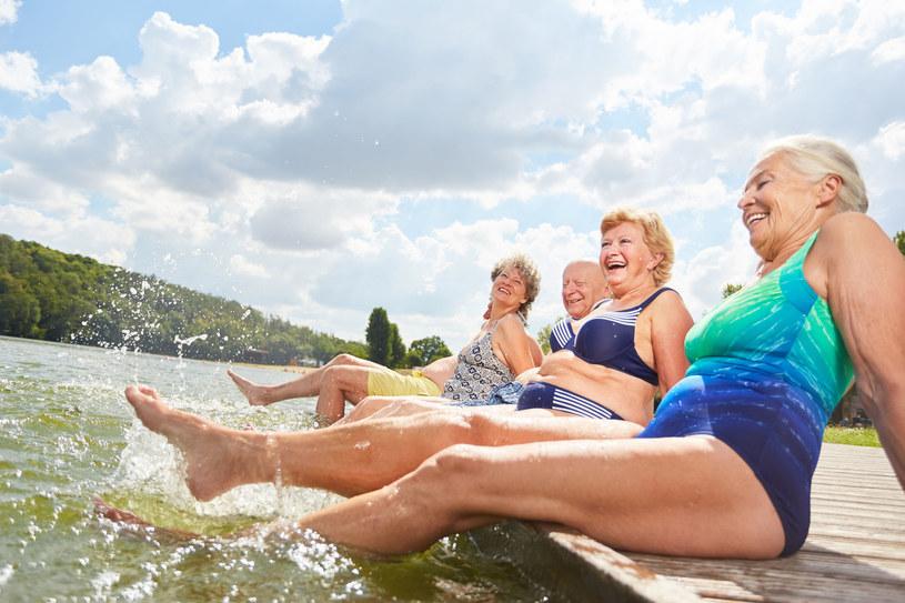 Dostosowana do wieku aktywność jest kluczem do dobrego samopoczucia /123RF/PICSEL