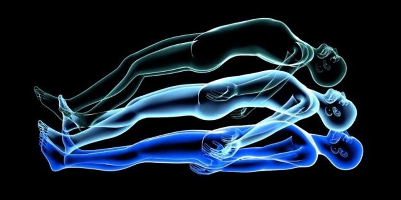 Doświadczenia poza ciałem były badane przez CIA /123RF/PICSEL