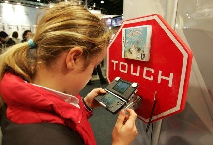 """""""Dotknij"""" - nikt nie przewidywał tak ogromnego sukcesu Nintendo. Nawet sama firma. /AFP"""