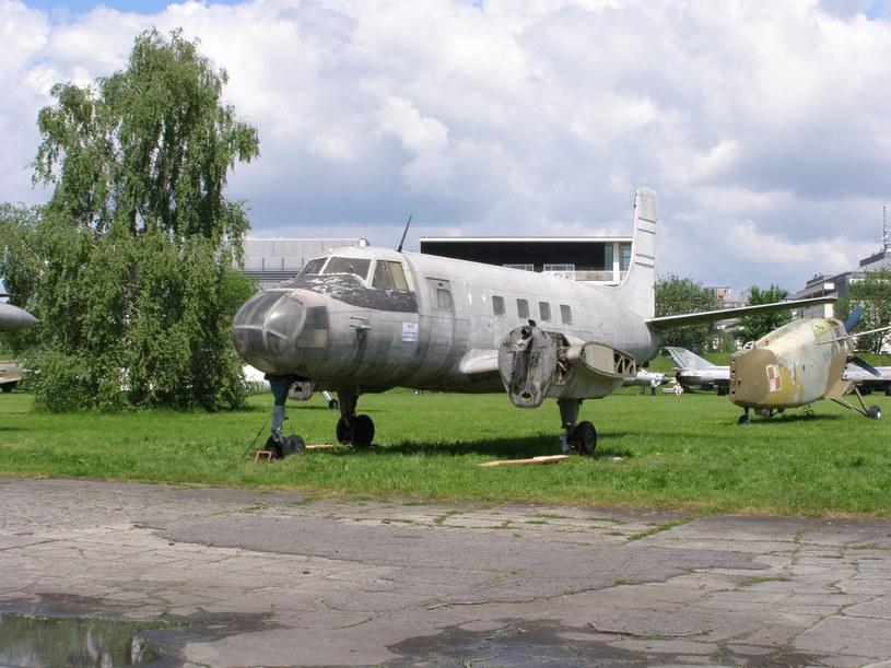Dotychczas MD12F nie był w najlepszym stanie. Muzeum rozpoczęło jego renowację /Jakub Link /INTERIA.PL