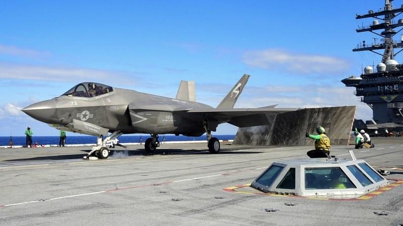 Dotychczas morska wersja F-35 była testowana na USS Dwight D. Eisenhower /domena publiczna
