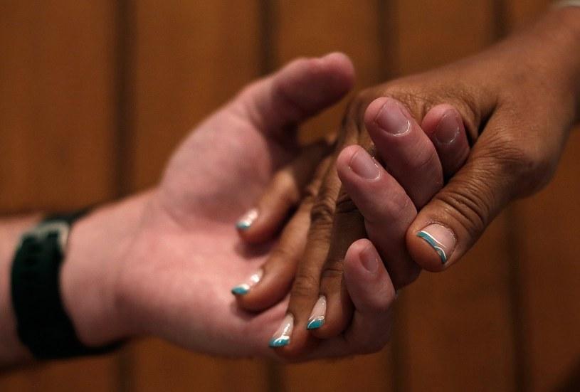 Dotykanie również może stać się fobią /Getty Images