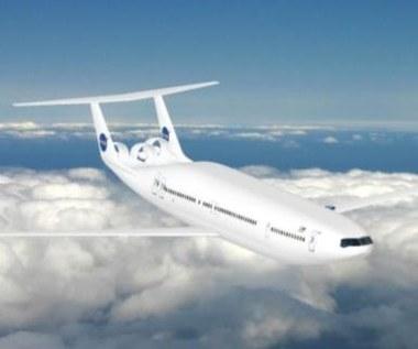 Double-Bubble - ekologiczny samolot przyszłości