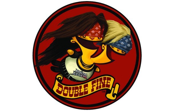 Double Fine - logo /Informacja prasowa