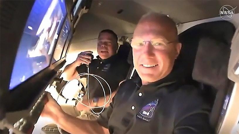 Doug Hurley i Bob Behnken /NASA /EPA
