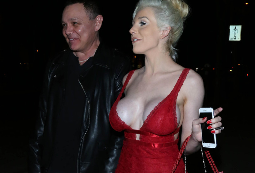 Doug Hutchison i Courtney Stodden rozwiedli się! /GC Images /Getty Images