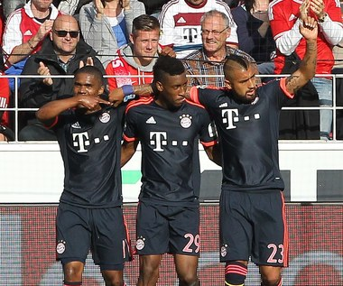 Douglas Costa i Kingsley Coman – superduet Bayernu