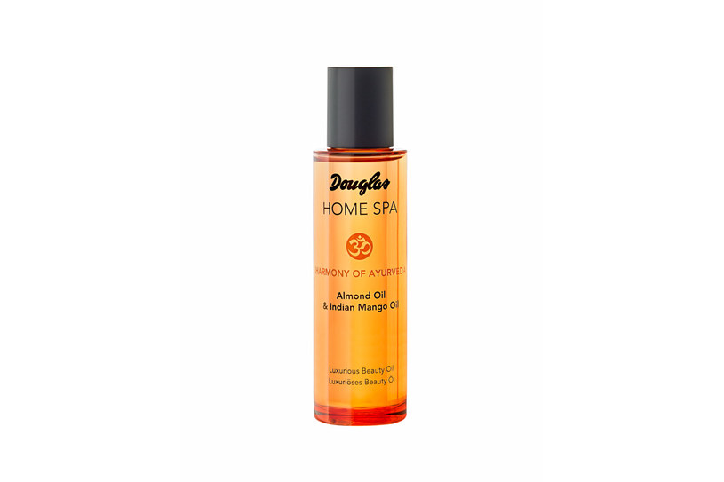 Douglas Home SPA Harmony of Ayurveda Almond Oil & Indian Mango Oil - Luxurious Beauty Oil /Styl.pl/materiały prasowe