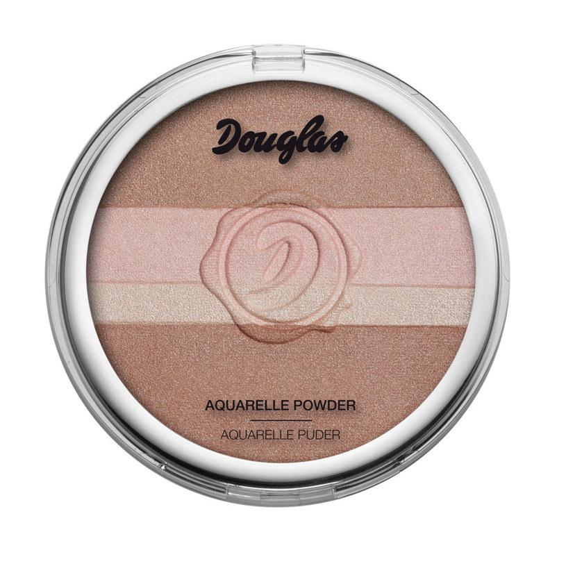 Douglas Make up, Akwarelowy puder do twarzy /materiały prasowe
