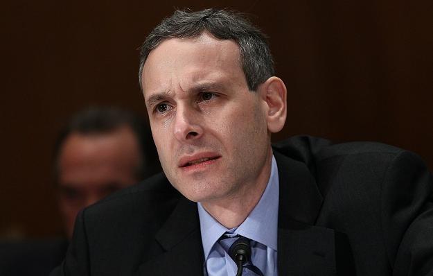 Douglas Shulman, szef IRS (amerykańskiego fiskusa) /AFP