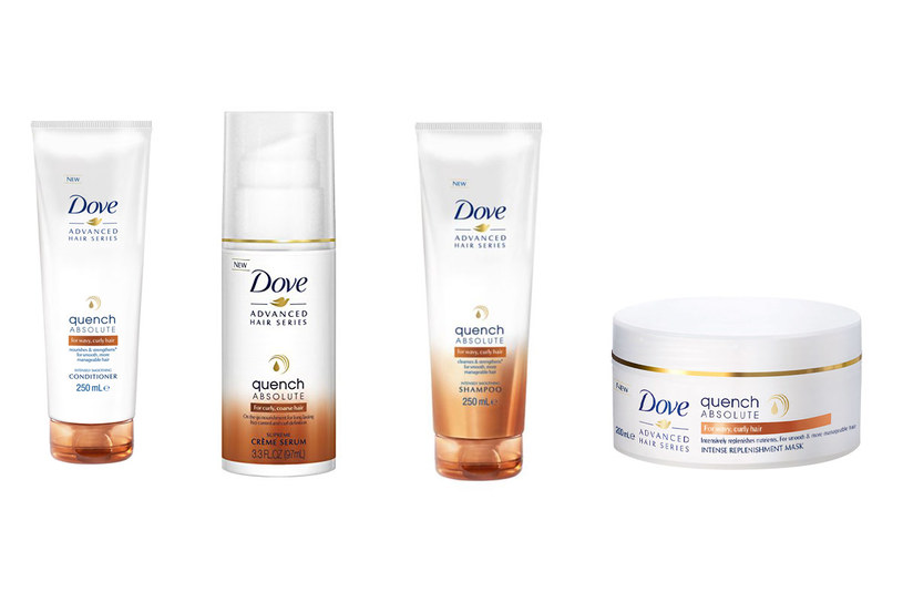 DOVE Advanced Hair Series Quench Absolute /materiały prasowe