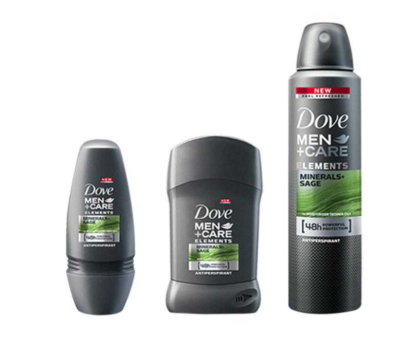 Dove Men+Care Elements — Minerals & Sage /materiały prasowe
