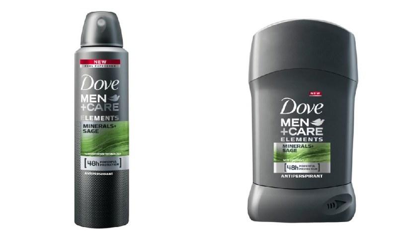 Dove Men + Care /materiały prasowe