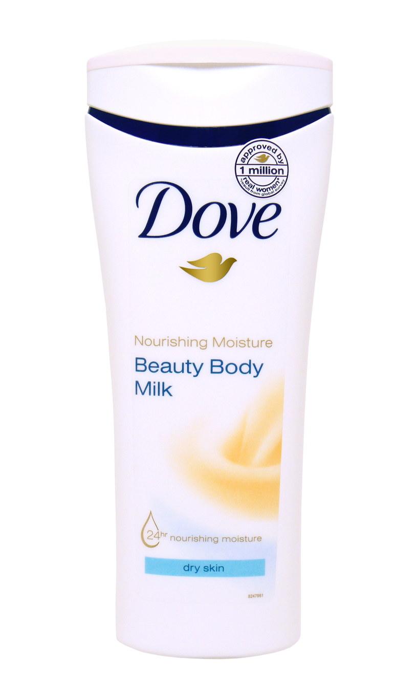 Dove Odżywcze mleczko do ciała  /materiały prasowe
