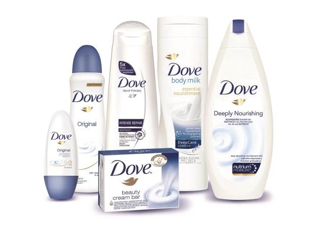 Dove /materiały promocyjne