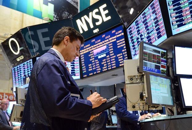 Dow i S&P 500 traciły czwartą sesję z rzędu /AFP