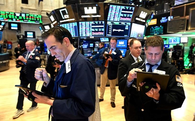 Dow Jones Industrial zyskał 1,8 proc., najwięcej od 5 marca /AFP