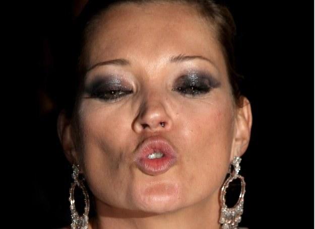 Dowiedz się, jak Kate Moss trafiła na szczyt /Getty Images/Flash Press Media