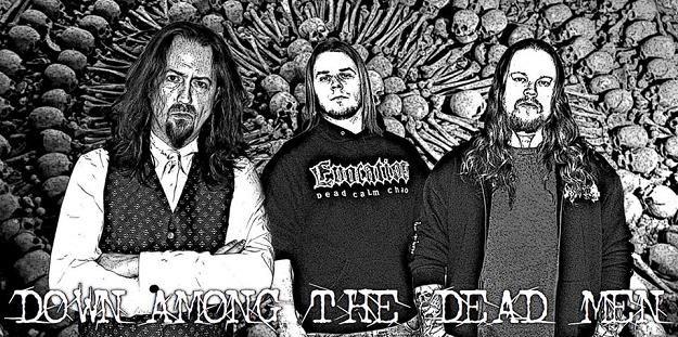 Down Among The Dead Men debiutuje /Oficjalna strona zespołu