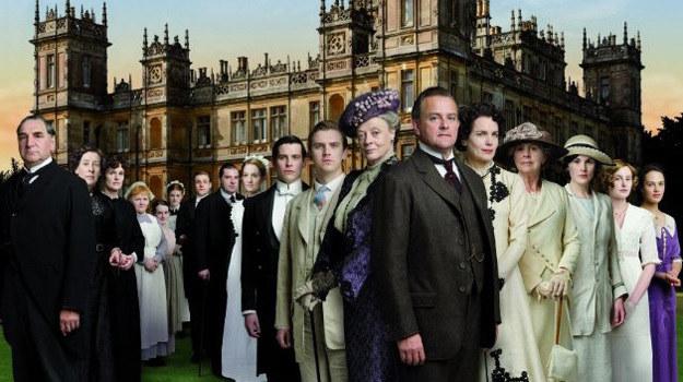 """""""Downton Abbey"""" /materiały prasowe"""
