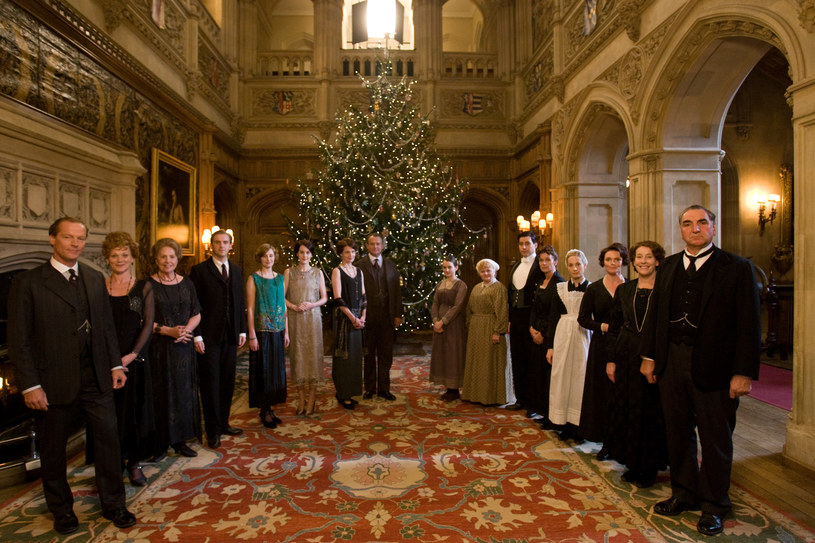 """Downton Abbey"" /TVN"