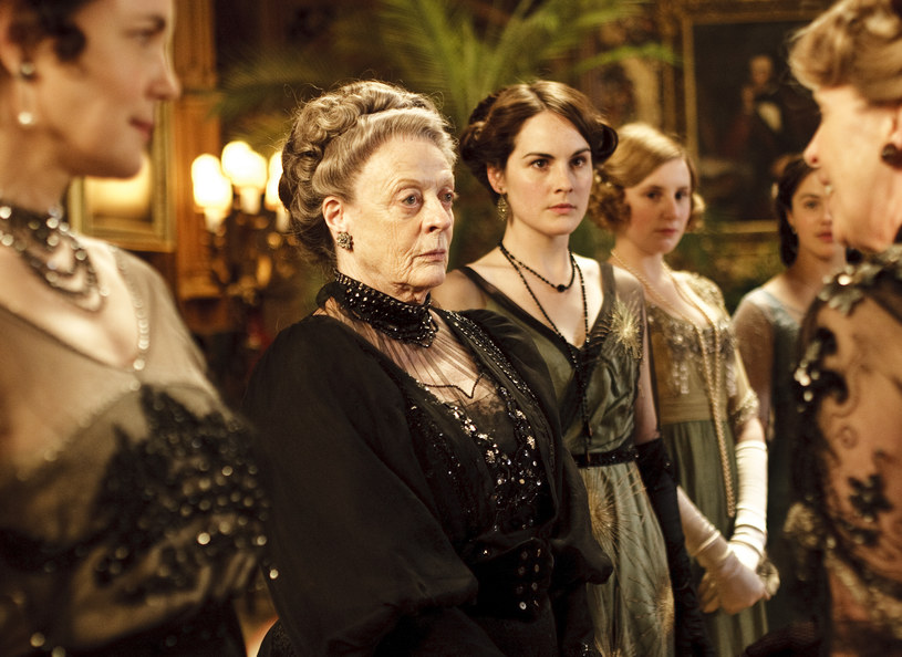 """""""Downton Abbey"""" /TVN"""