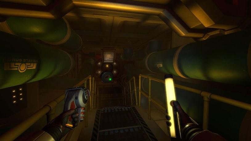 Downward Spiral: Horus Station /materiały prasowe