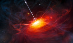 Dowód na istnienie sieci wypełniającej wszechświat