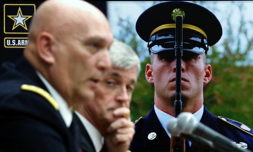 Dowódcy wojsk. Fot. Alex Wong /Getty Images