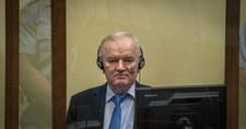 Dożywocie dla Ratko Mladicia. Trybunał w Hadze podtrzymał wyrok