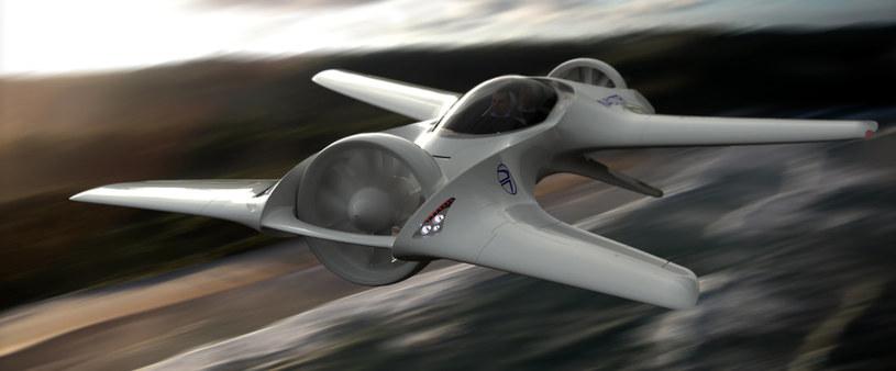 DR-7 ma poruszać się z prędkością dochodzącą do nawet 380 km/h. /INTERIA.PL/informacje prasowe