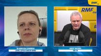 Dr Agnieszka Szarowska: Epidemia to wojna. 60 godzin dyżuru to norma