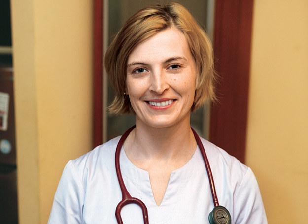 dr Agnieszka Wawszczak, pediatra /Chwila dla Ciebie