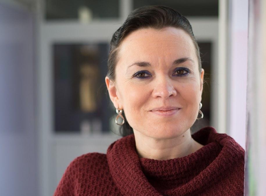 Dr Aleksandra Lewandowska, specjalista psychiatrii dzieci i młodzieży /Grzegorz Michałowski   /PAP