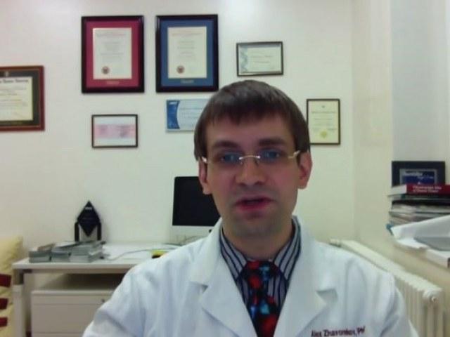 Dr Alex Zhavoronkov /YouTube