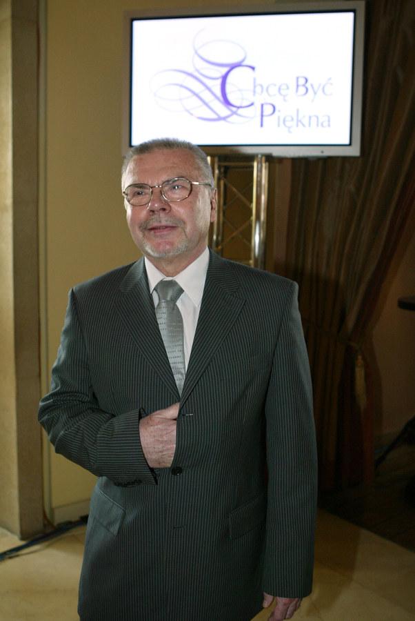 Dr Andrzej Sankowski /Palicki /AKPA