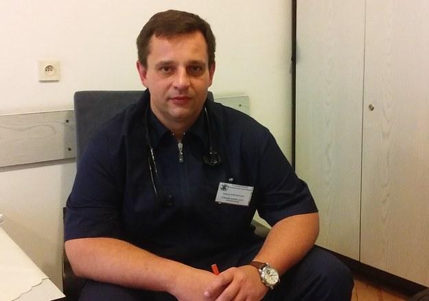 dr Andrzej Wiśniewski /Archiwum prywatne