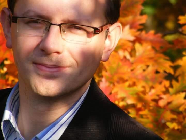 Dr Błażej Kmieciak - socjolog prawa, bioetyk, pedagog specjalny /