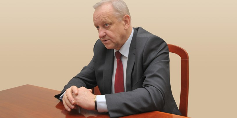 Dr Bolesław Piecha. Fot. Jacek Sielski/Medexpress.pl /Medexpress.pl