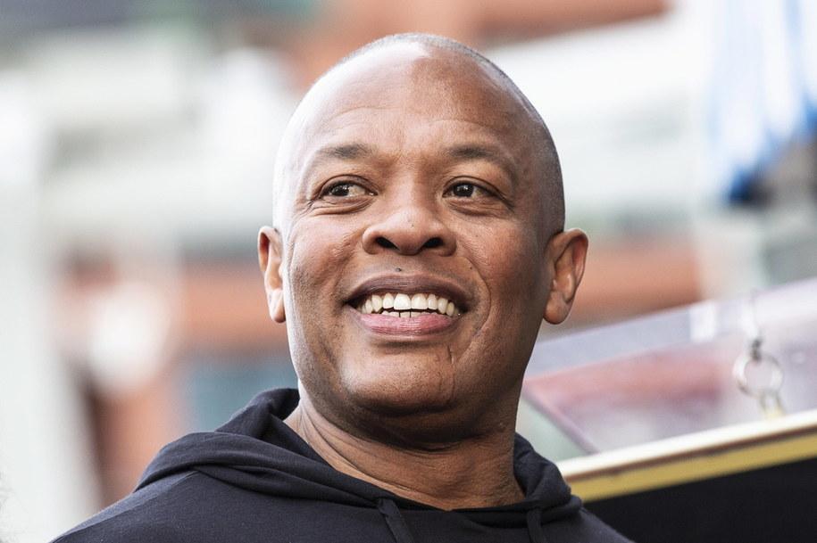 Dr. Dre ma na koncie 6 nagród Grammy /ETIENNE LAURENT /PAP/EPA